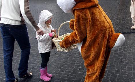 Easter Bunny belief 'good for kids'
