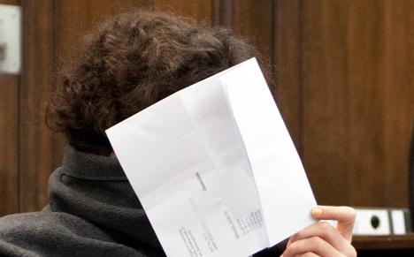 US woman's Hamburg killer ruled insane