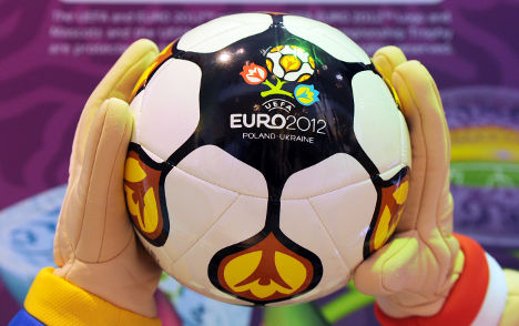 Third of Germans want total Euro 2012 boycott