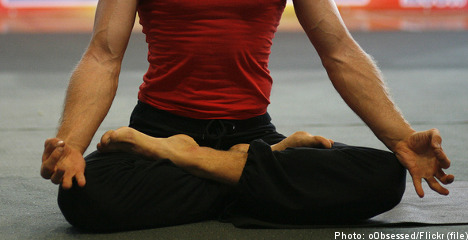 Swedish school reported over 'holy' yoga lessons