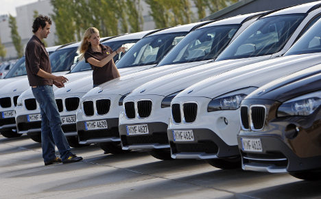 BMW 'stopped Swiss buying its cars abroad'