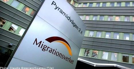 Sweden braces for asylum application spike
