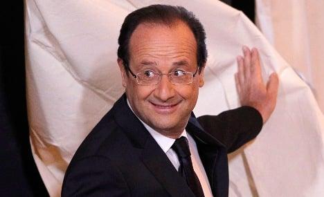 Merkel to Hollande: 'The eurozone looks to us'