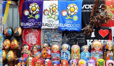 Calls grow to relocate Euro 2012 from Ukraine