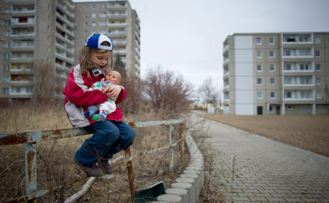 One in nine German children 'missing basics'