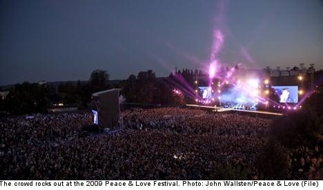Swedish summer music festival preview: June