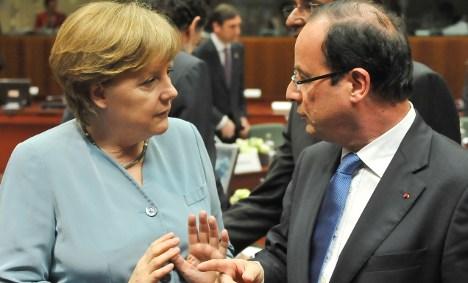 Merkel resists pressure to relax austerity