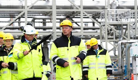 Norway boasts world's largest carbon capture lab