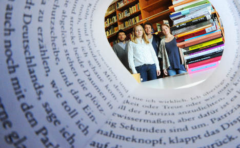 Foreign students 'should learn German'
