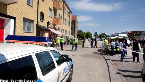 Man found dead in Malmö after 'noisy brawl'