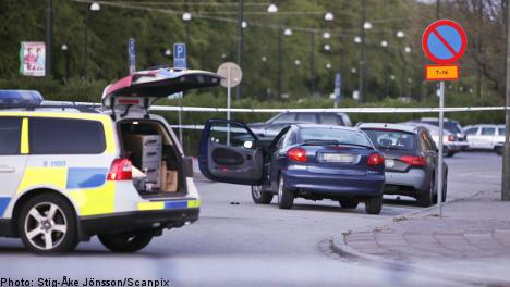 Woman shot dead in central Malmö