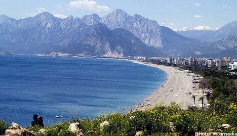 Swedish teen shot while sunbathing in Turkey
