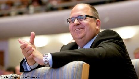 New Swedish union boss seeks welfare state boost