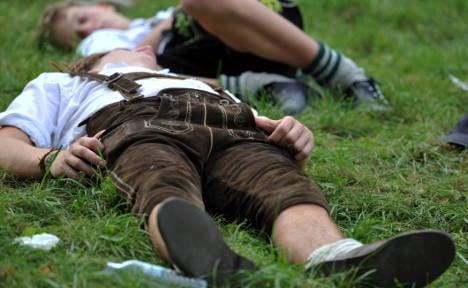 Oktoberfest boss attacks boozing and music