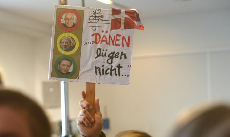 Danes are kingmakers after German state vote