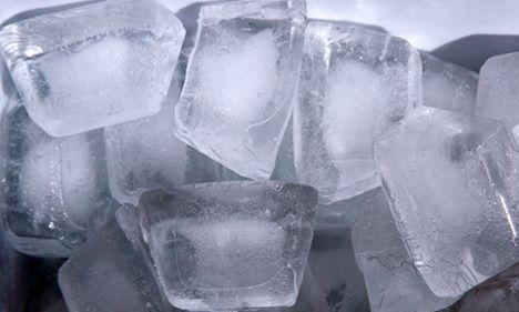 KFC sued over ice cube attack