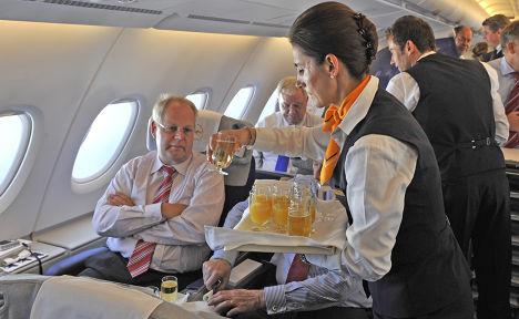 German fliers ignore carbon off-set schemes