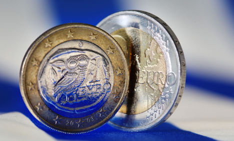 Germany develops plan for eurozone growth