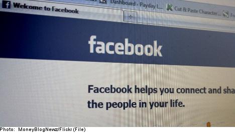Assault victim finds attacker on Facebook