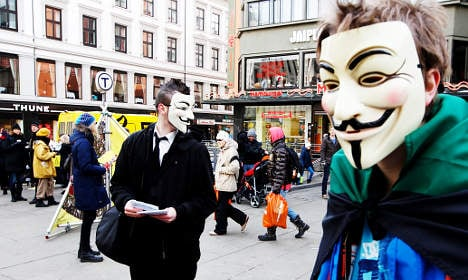 'Anonymous' hackers expose Norway rivals