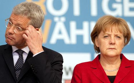 Merkel braces for biggest state election