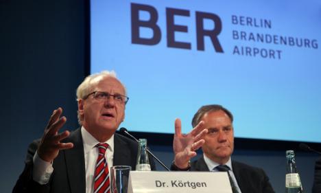Berlin airport boss is PhD in 'building efficiency'