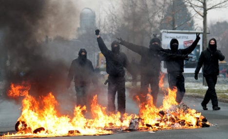 Political violence hit record levels last year