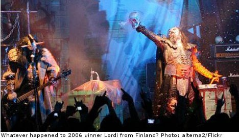 Past Eurovision winners: where are they now?