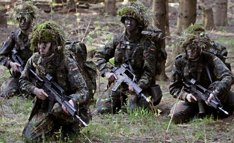Bundeswehr 'needs wealthy southerners too'