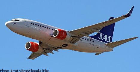 Drunken airline pilot stopped at Arlanda