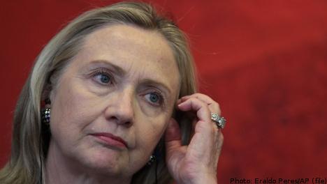 Hillary Clinton lines up Sweden visit