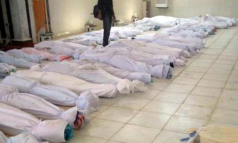 Germany expels Syrian envoy over massacre