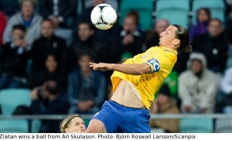 'It was a good game': Ibrahimovic