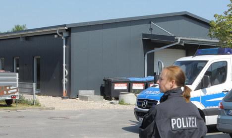 Police hunt for missing man in concrete floor