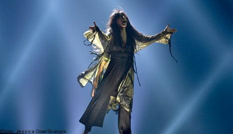 Loreen win gives Sweden Eurovision 'Euphoria'