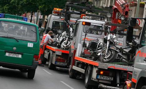 Berlin bans Hells Angels, raid details leaked