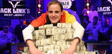The WSOP 2012 – Pius Heinz and the November Nine