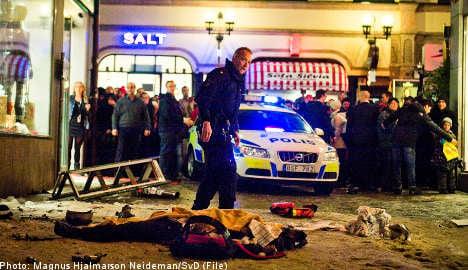 Sweden boosts spending on anti-terror battle