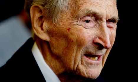 Resistance hero Gunnar Sønsteby dies aged 94