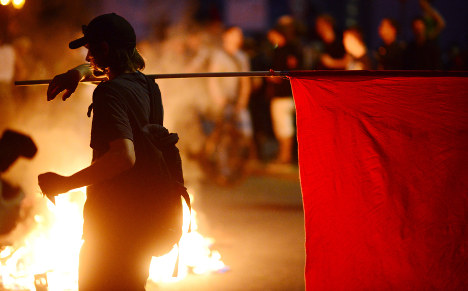 Berlin escaped May Day pipe-bomb bloodbath