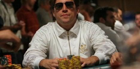 Ken Lennaárd Gets Sweden's First Cash in the 2012 World Series of Poker