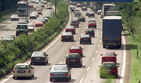 Whitsun weekend offers sunshine and traffic jams