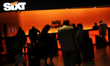 Sixt takes aim at new transport trends