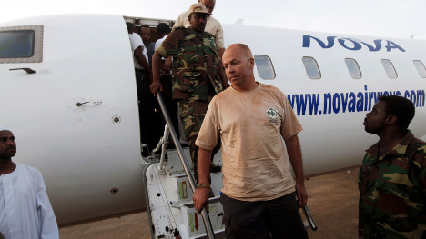 Norway made to wait to meet captured aid worker