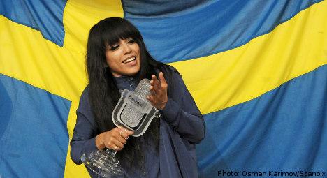 Swedes sing praises of Eurovision winner Loreen