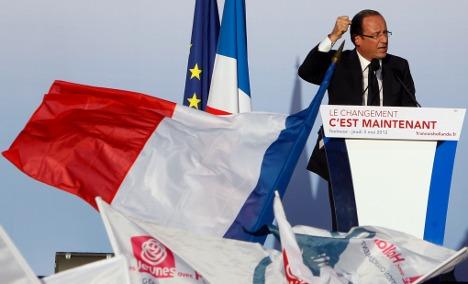 Merkel 'will compromise' if Hollande wins France
