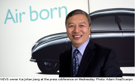 'Cars will be built in Trollhättan': Saab buyers