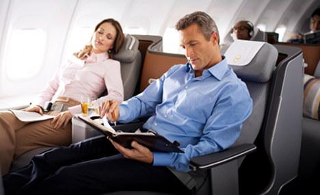 Sexist ads create turbulence for Lufthansa