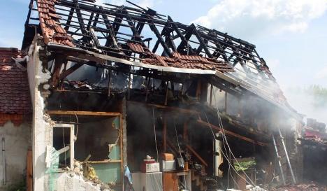 Man presumed dead after house explodes
