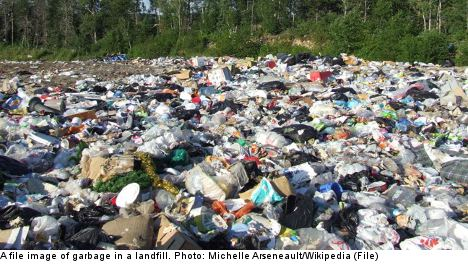 Sweden facing need to import garbage